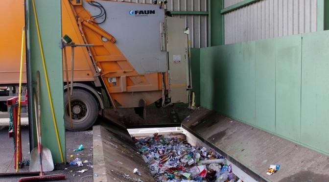 Collecte sélective des recyclables