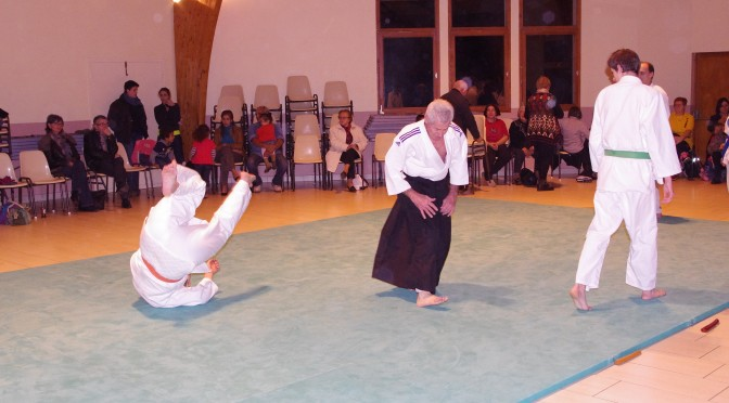 Reprise pour le « Club Salvatorien d'Aikido Budo »