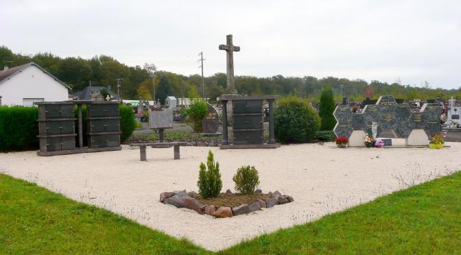 Cimetière et jardin du souvenir