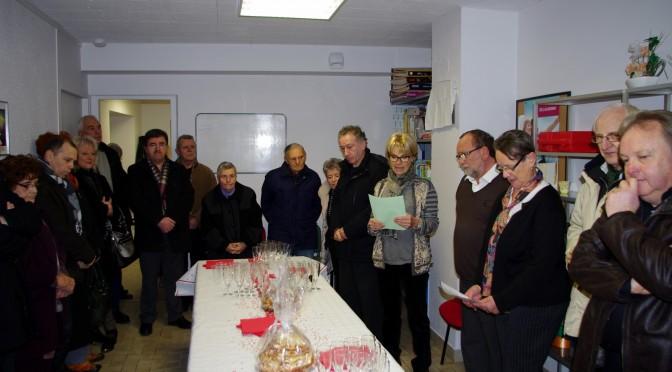 Inauguration des nouveaux locaux de l'ADMR