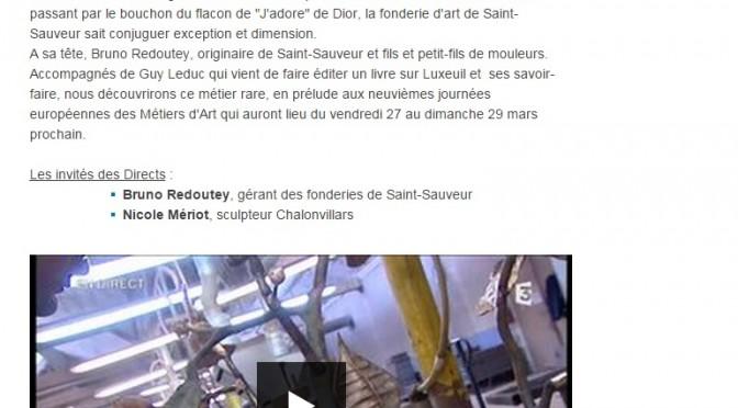 Fonderie d'Art de Saint-Sauveur