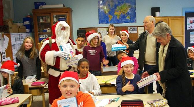 Noël aux écoles