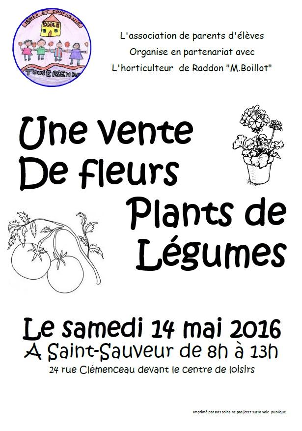 Vente de fleurs pour l 39 association des parents d 39 l ves for Fleurs vente