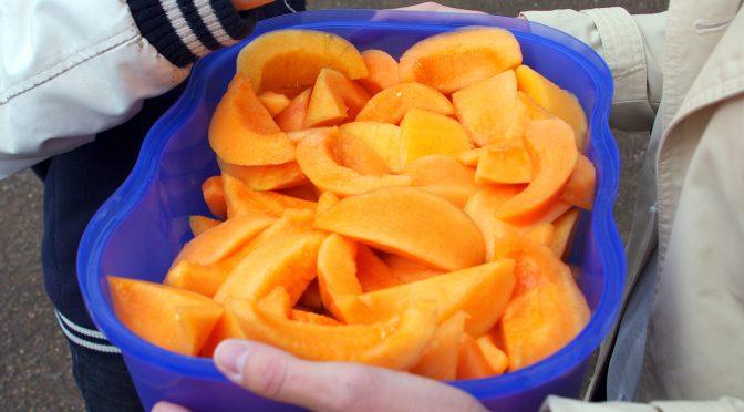 «Un fruit pour la recré»