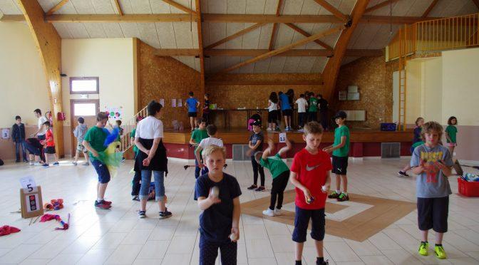 Le cirque à Saint-Sauveur