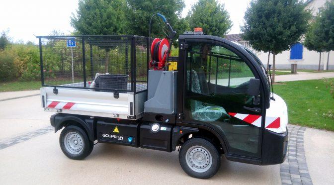 Nouveau véhicule éléctrique