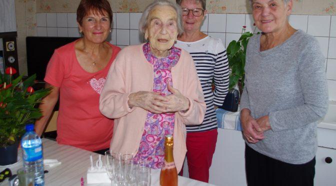 104 ans !